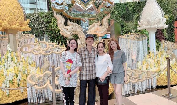 Phương Hằng, Phương Hằng gạo nếp gạo tẻ, du lịch Thái Lan