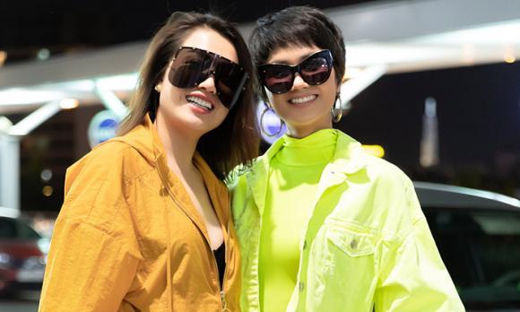 Top 5 Hoa hậu hoàn vũ, H'Hen Niê, sao Việt
