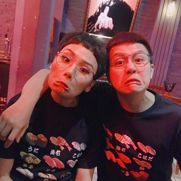 đôi bạn thân trong showbiz, Hồ Ngọc Hà,  Lý Quí Khánh, Hà Tăng, Quang Tuyến, Miu Lê,  Duy Khánh