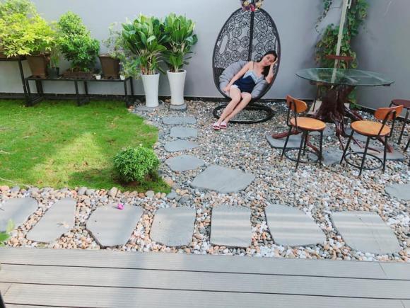 Ốc Thanh Vân, biệt thự Ốc Thanh Vân, khu vườn Ốc Thanh Vân