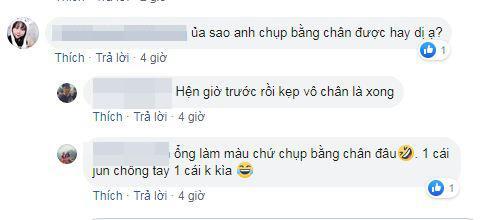 Ngô Kiến Huy, Jun Phạm, sao Việt