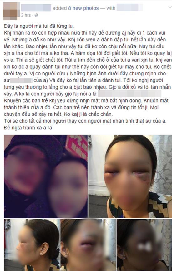 cô dâu bị đánh thâm tím mặt mày, mạng xã hội, Hành động lạ của cô dâu trong đám cưới