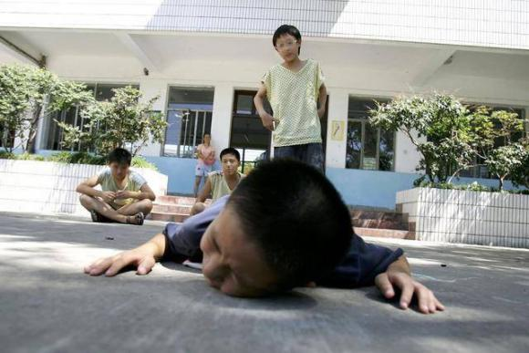 Trẻ bị bắt nạt, bạo lực học đường, Dạy con