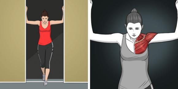 bài tập tốt cho sức khỏe, bài tập kéo giãn cơ, chăm sóc sức khỏe đúng cách