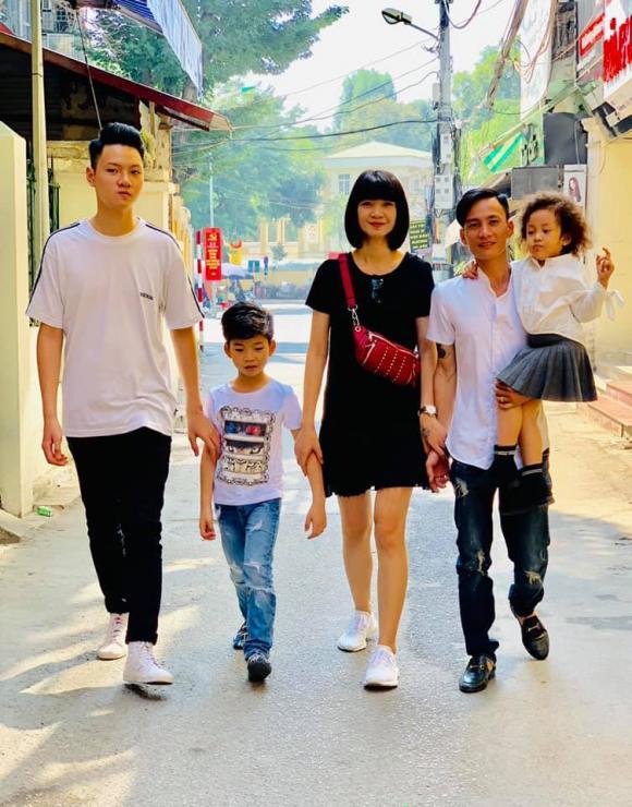 siêu mẫu Hạ Vy, con trai siêu mẫu Hạ Vy, sao Việt
