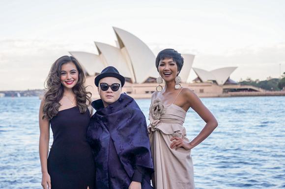 sao Việt, H'Hen Niê, Miss Universe 2018, đỗ mạnh cường, show