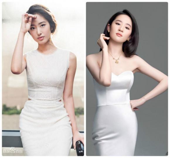 Dương Thái Ngọc,sao Hoa ngữ,Trần Kim Phi,Lưu Diệc Phi
