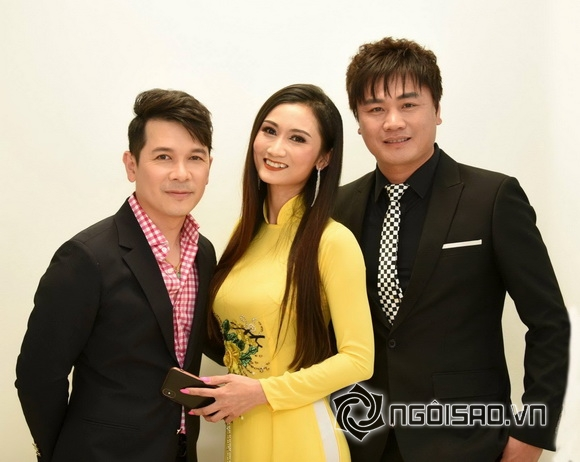 Ca sĩ - Á hậu Ngọc Lan, Sao việt