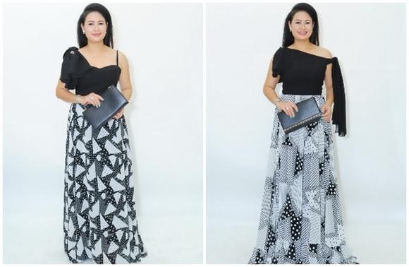 Thời trang Sensorial, Váy chấm bi, Thời trang công sở