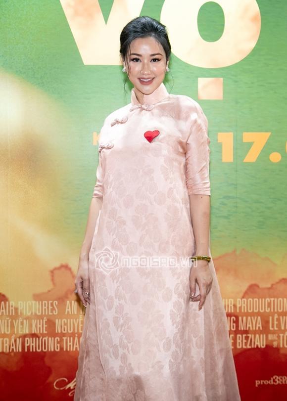 á hậu Hoàng My, ca sĩ diễn viên maya, vợ ba