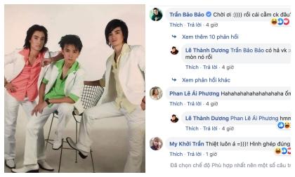 Trấn Thành,Ninh Dương Lan Ngọc,Trương Thế Vinh đẹp trai,ca sĩ ngô kiến huy, diễn viên BB Trần, sao Việt,