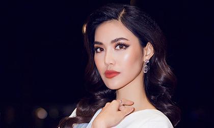 Giải vàng siêu mẫu Lan Khuê,Hoa khôi áo dài Lan Khuê, Lan Khuê mang thai