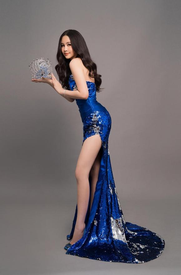 Hoa hậu lê âu ngân anh,hoa hậu đại dương 2017,sao việt