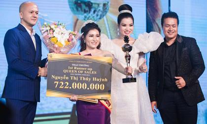 Matte Liquid Sexy Lips, Top White, CEO Cao Thị Thùy Dung