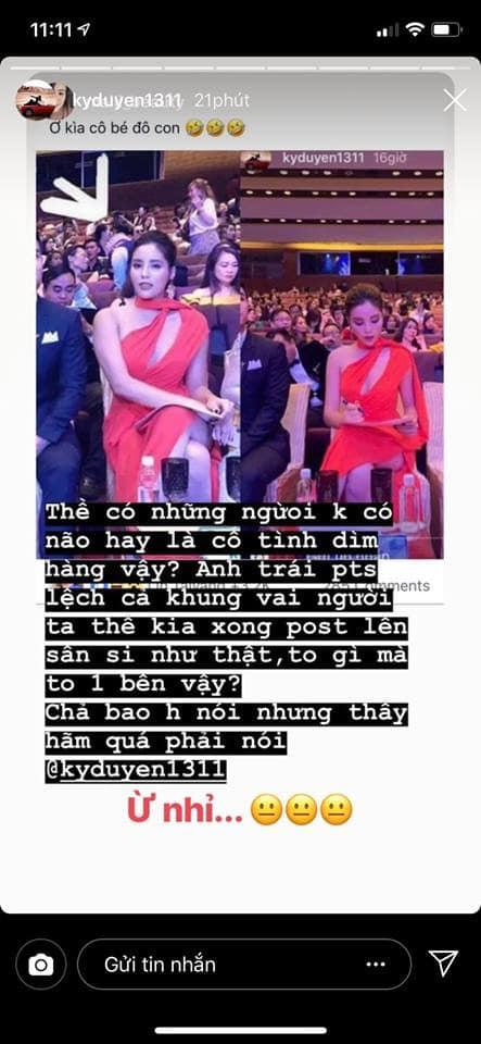 Hoa hậu Kỳ Duyên, Hoa hậu Kỳ Duyên mất tích, Hoa hậu Kỳ Duyên bắp tay to, Kỳ Duyên khi chưa photoshop