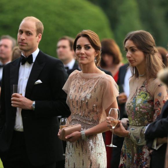 Hoàng gia Anh,Hoàng tử William,Công nương Kate Rose Hanbury