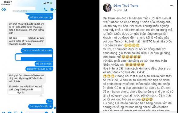 chị gái Hoa hậu Đại dương Đặng Thu Thảo, Nguyễn Thúc Thùy Tiên, sao Việt