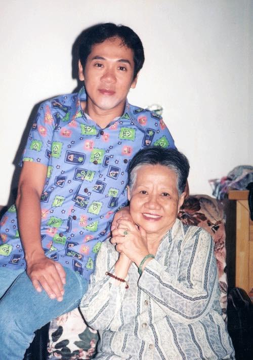NSƯT Thành Lộc, sao Việt, mẹ sao, qua đời, nghệ sĩ Huỳnh Mai
