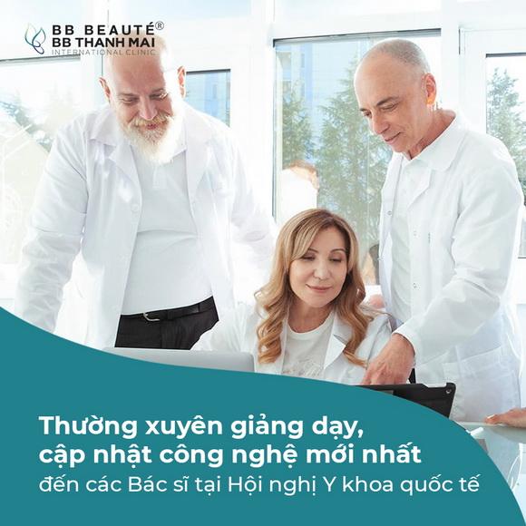 BB Thanh Mai, Trẻ hóa da, Ultherapy