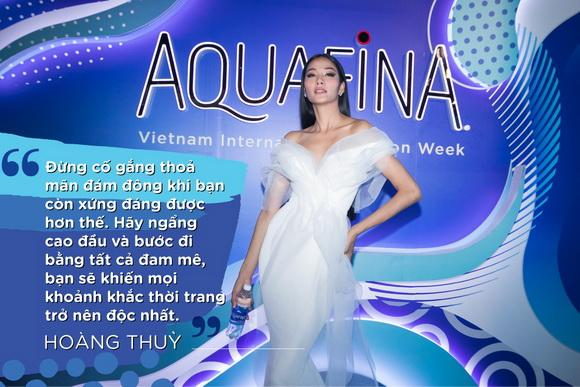 Aquafina, Aquafina Vietnam International Fashion Week, Met Gala 2019