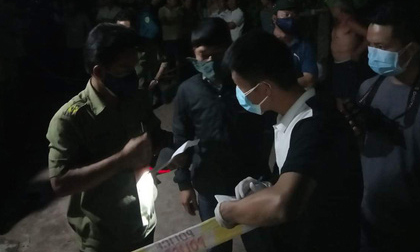 án mạng, Bình Dương, giết người, 2 thi thể trong khối bê tông, Bộ Công an