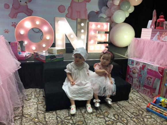 con gái Lan Phương, Lan Phương, sao Việt, sinh nhật