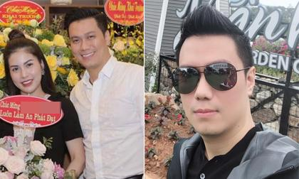diễn viên Việt Anh, phim Người phán xử, sao Việt, vợ diễn viên Việt Anh