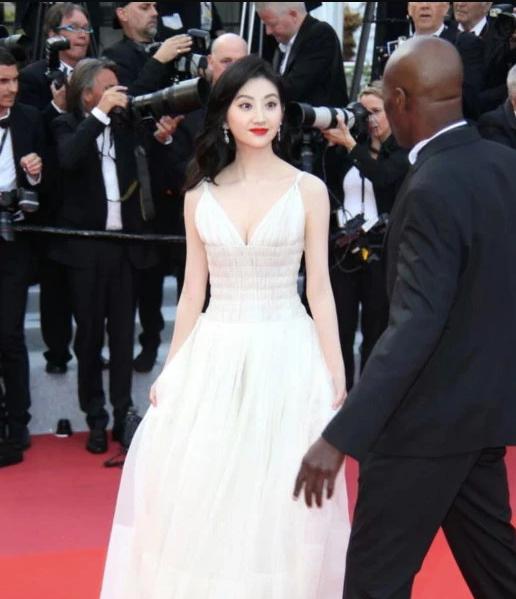 Cảnh Điềm,LHP Cannes 2019,sao đi thảm đỏ LHP Cannes 2019,Cành Cọ Vàng,sao Hoa ngữ