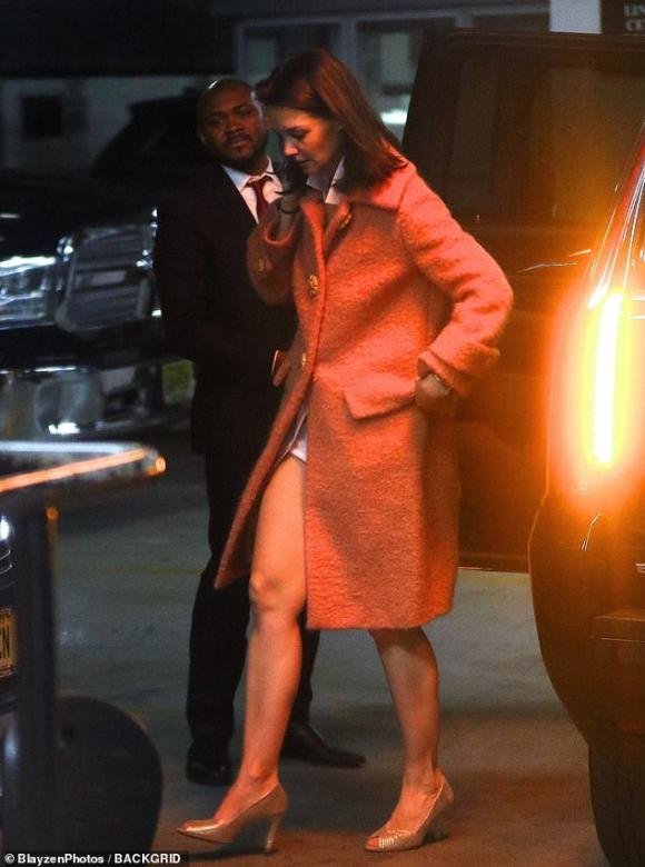Jamie Foxx,Katie Holmes,sao Hollywood