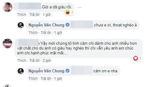 nhạc sĩ Nguyễn Văn Chung, Nguyễn Văn Chung, sao Việt