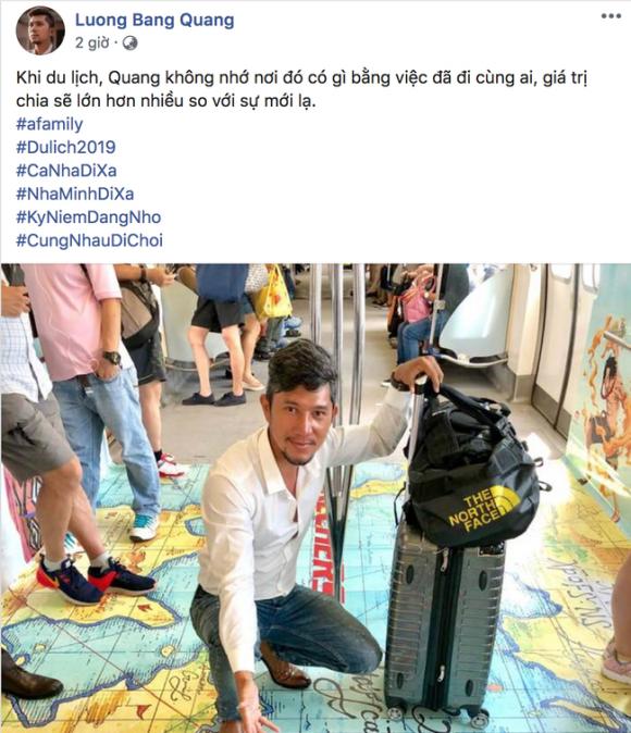 Lương Bằng Quang, Ngân 98, ca nhạc sĩ Lương Bằng Quang, sao Việt