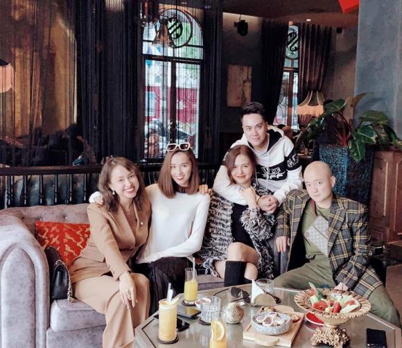 hội bạn thân miền bắc, thời trang của hội bạn thân miền bắc, Lã Thanh Huyền, Vân Hugo, Quỳnh Nga
