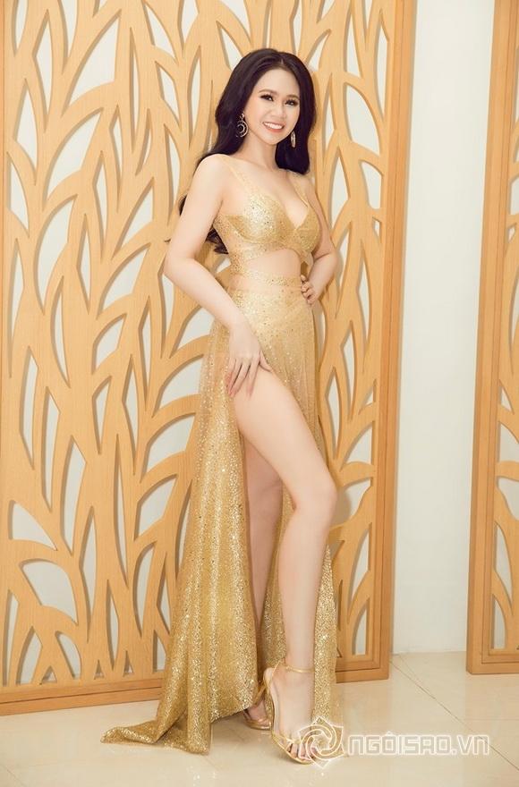 Hoa hậu doanh nhân duyên dáng toàn cầu 2019, Trần Thiên Kim