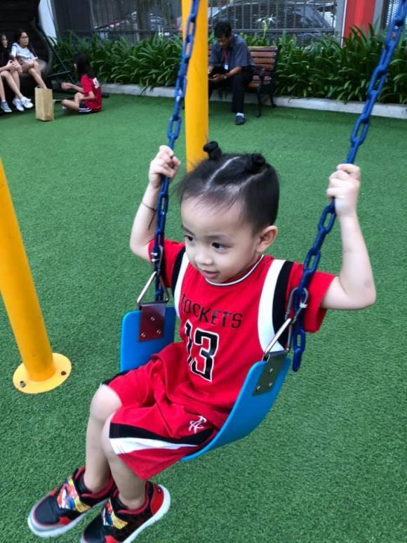 mc ốc thanh vân,con trai Ốc Thanh Vân, sao Việt
