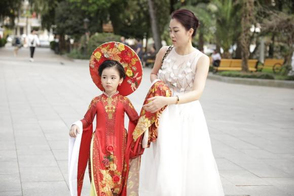 Hoa hậu Hoàn Vũ nhí, Bảo Anh, cô bé đăng quang Hoa hậu Hoàn Vũ nhí, Hoa hậu Hoàn Vũ nhí đón bằng xe dát vàng