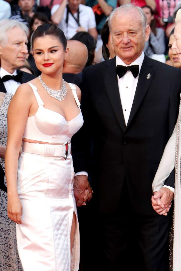 Selena Gomez,Bill Murray,LHP Cannes,sao Hollywood