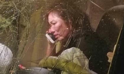 Nữ tài xế gây tai nạn ở Hàng Xanh, tai nạn giao thông, xe BMW gât tai nạn ở hàng xanh