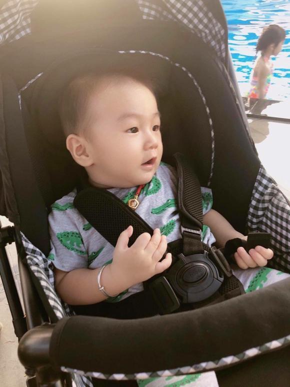 Lâm Khánh Chi,con trai Lâm Khánh Chi,sao Việt
