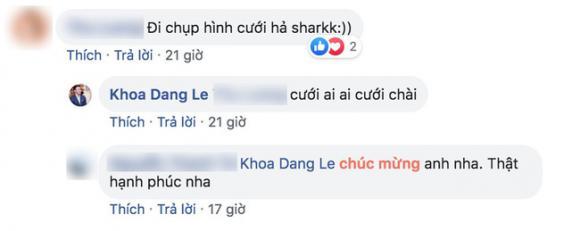 Bích Phương,  Shark Khoa, sao Việt