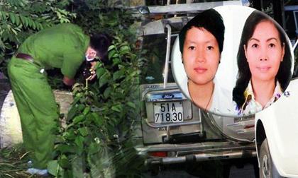 2 thi thể trong thùng bê tông, giết người, tin pháp luật