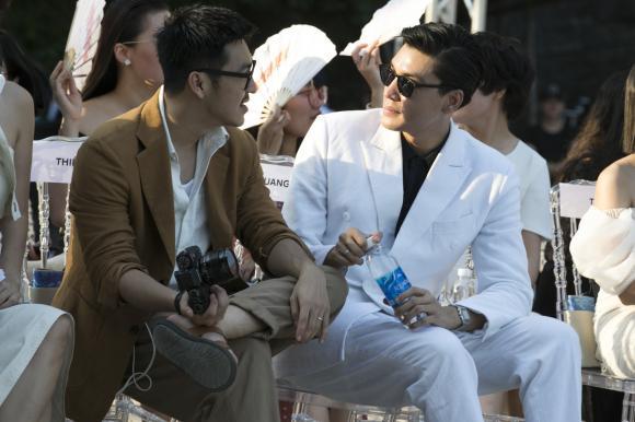 Auafina, Aquafina x Fashion Voyage, Hoàng Thùy