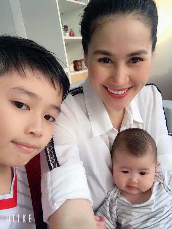 Thân Thúy Hà, diễn viên Thân Thúy Hà, con Thân Thúy Hà, sao Việt