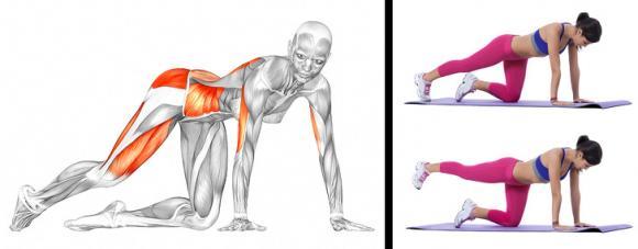 Cần gì phải tới phòng gym, ở nhà bạn cũng có được cơ thể đẹp như điêu khắc với bài tập 20 phút/ngày