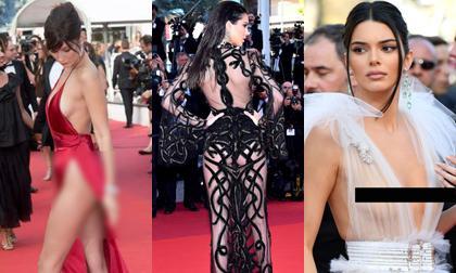 Ngọc Trinh, sao Việt, Chiều Xuân, Vượng Râu, liên hoan phim Cannes