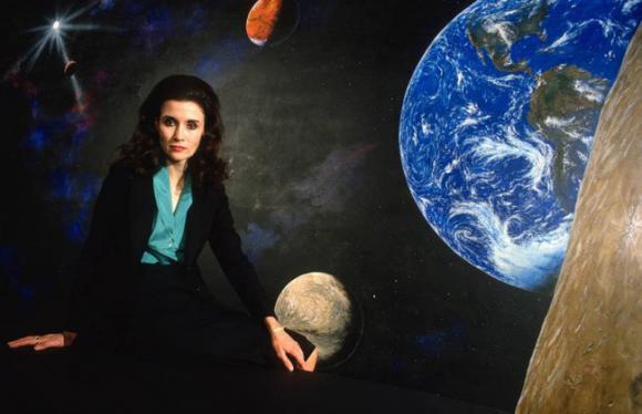 người phụ nữ có IQ cao nhất thế giới, Người phụ nữ thông minh nhất hành tinh, Marilyn vos Savant