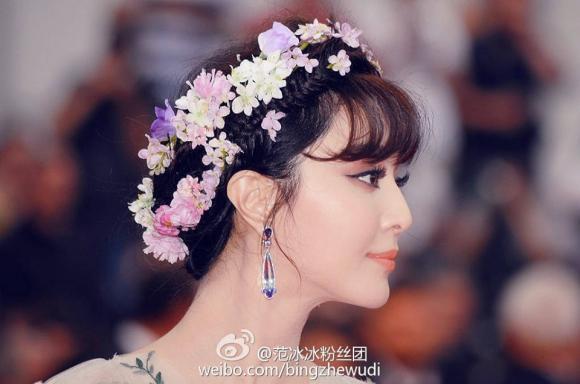 Ngọc Trinh,Phạm Băng Băng,Cannes,Phạm Băng Băng tại Cannes 2015,Ngọc Trinh tại Cannes 2019