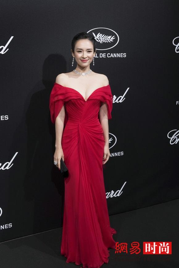 Chương Tử Di, LHP Cannes, Cannes 2019