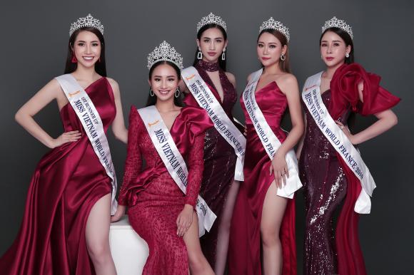 Miss Viet Nam World France 2019,hoa hậu người việt thế giới tại pháp,người đẹp việt
