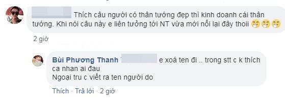 Ngọc Trinh, Phương Thanh, sao Việt