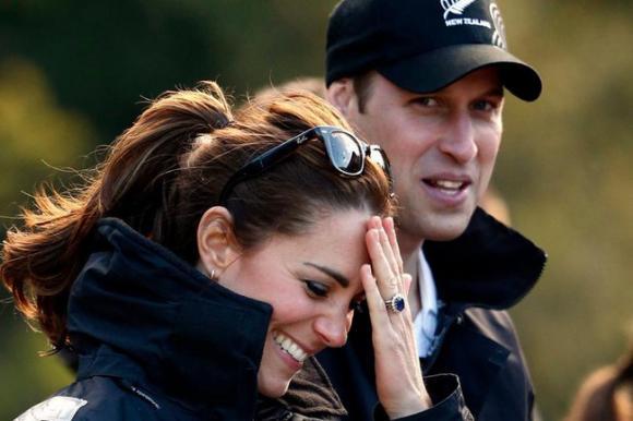 Hoàng gia Anh,Hoàng tử William,Công nương Kate